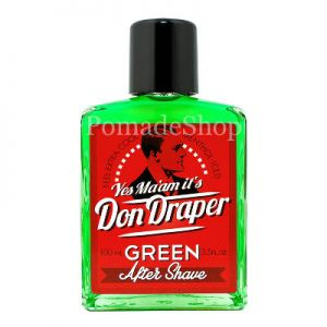 Don Draper (Dapper Dan) Dopo Barba Green 100 ml