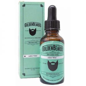 Olio Barba Golden Arctic  30 ml