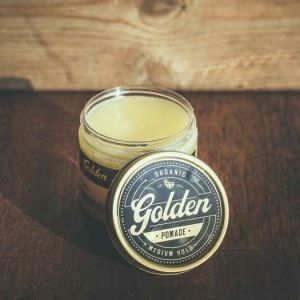 Golden Beards Haar Pomade Golden Pomade