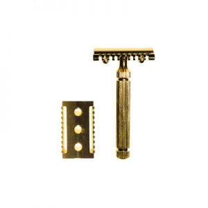 Golden Beards Safety Razor