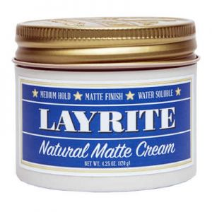 Hair Pomade Layrite Natural Matte Cream