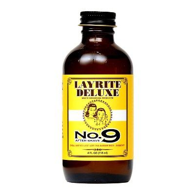 Layrite No 9 Bay Rum Aftershave 118 ml