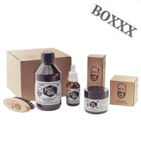 Beyer's Oil Kit Beard BOXXX