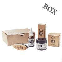 Beyer's Oil Beard BOX kit