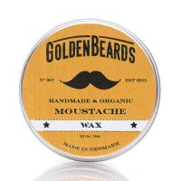 Moustache Wax Golden Beards 15 ml
