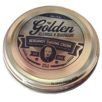 Shaving Cream Golden Beards Bergamot 100ml