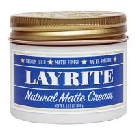 Pomata per capelli Layrite Natural Matte Cream